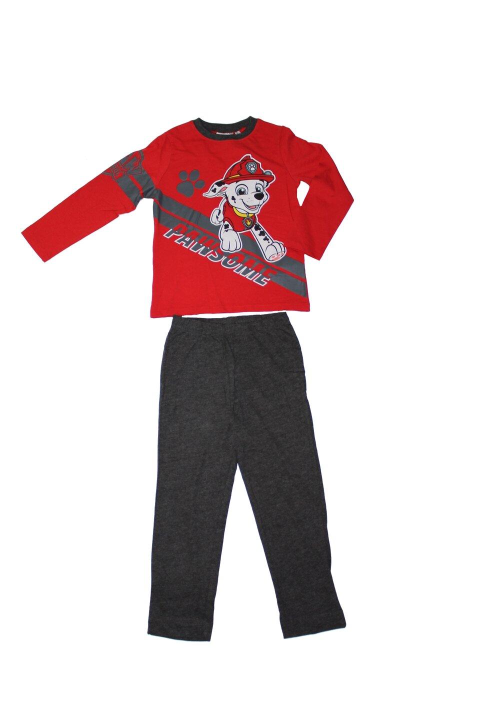 Pijama maneca lunga, Pawsome Marshall, rosie imagine