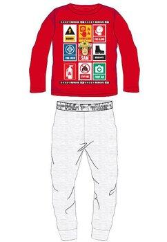 Pijama maneca lunga, Rescue Sam, rosie
