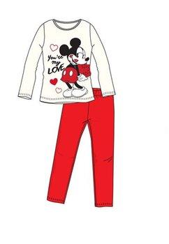 Pijama, maneca lunga, You are my love, ivory
