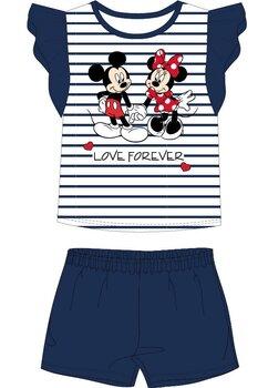 Pijama, maneca scurta, Love forever, bluemarin