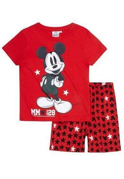 Pijama maneca scurta, Mickey Mouse, rosie MM-28