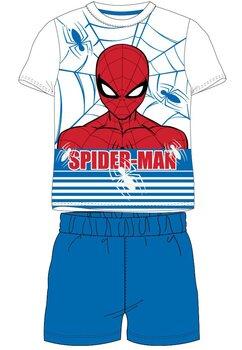 Pijama, maneca scurta, The amazing Spider-man, albastra