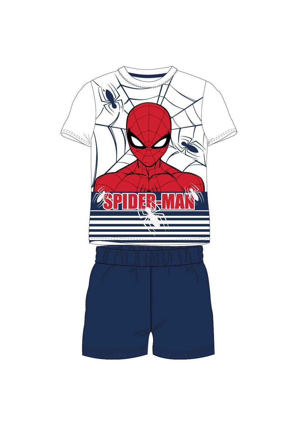 Pijama, maneca scurta, The amazing Spider-man, bluemarin imagine