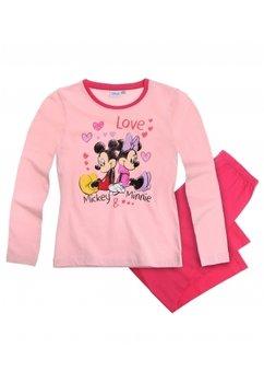 Pijama Minnie 5837 roz deschis