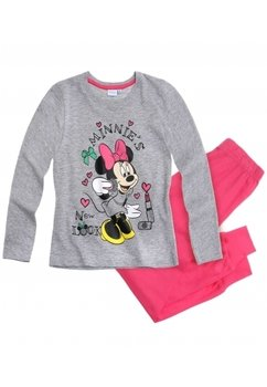 Pijama Minnie Mouse 8471 gri