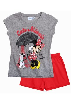 Pijama Minnie Mouse gri 3936