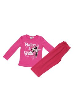 PIJAMA MINNIE ROZ  4682