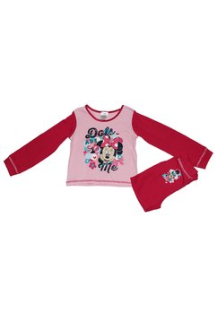 Pijama Minnie roz dotty