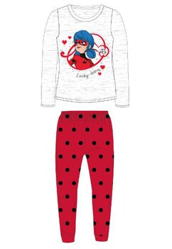 Pijama ML, Lucky charm, Miraculos, gri