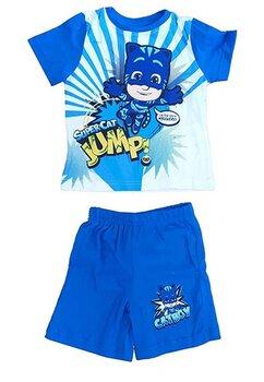 Pijama MS, Super cat jump!, bluemarin