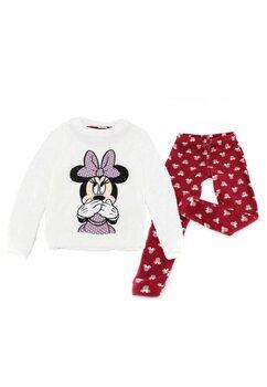 Pijama plus, Minnie Mouse, crem
