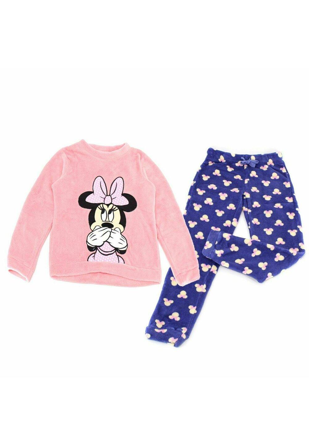 Pijama plus, Minnie Mouse, roz imagine