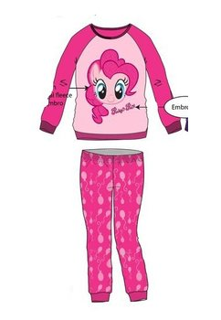 Pijama plus, Pinkie Pie, roz