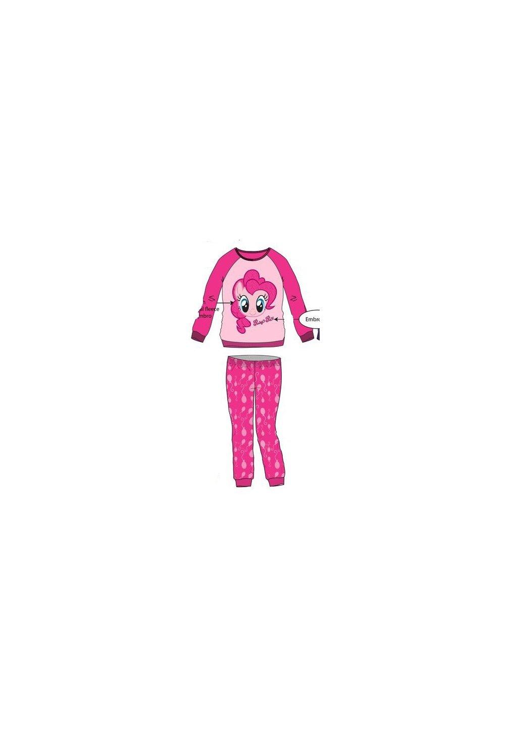 Pijama plus, Pinkie Pie, roz