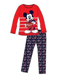 Pijama rosie, Love Mickey