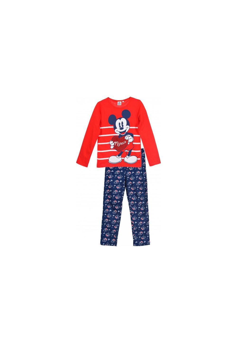 Pijama rosie, Love Mickey