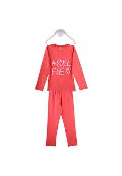 Pijama rosu fete