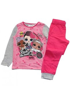 Pijama roz, Rock the beat