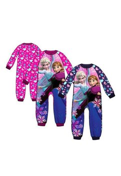 Pijama salopeta, Frozen, mov