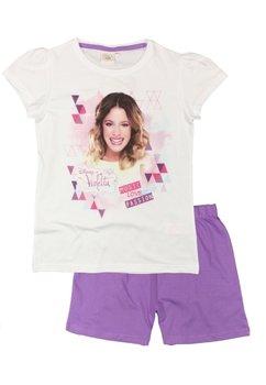 Pijama scurta Violetta, mov