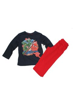 Pijama spiderman HM2026 bluemaren