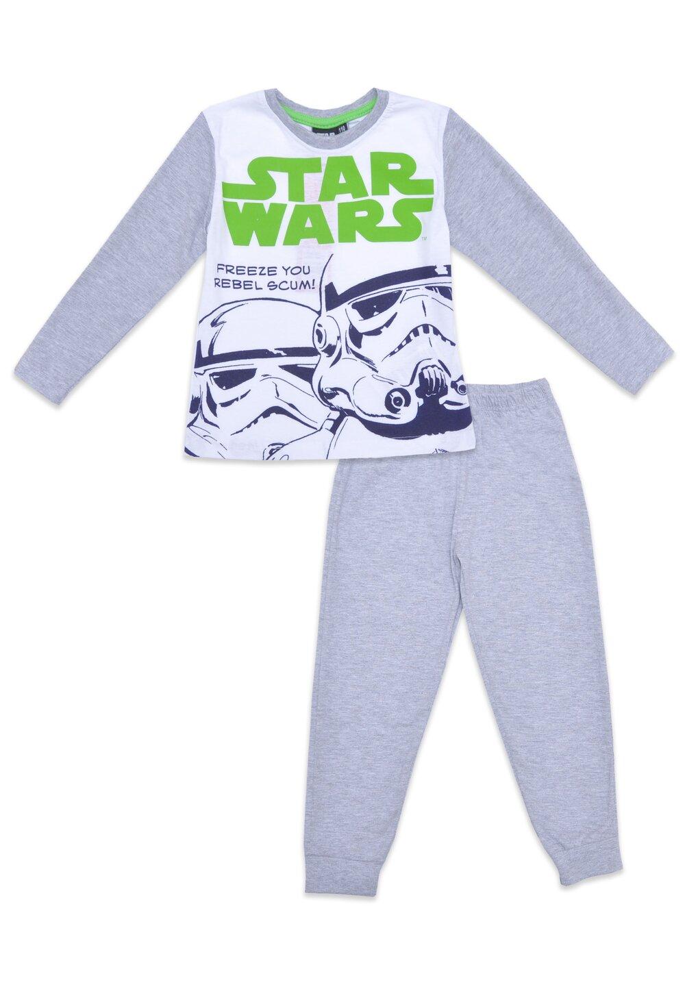 Pijama, Star wars, gri