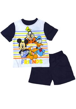 Pijama vara, Mickey and friends, bluemarin