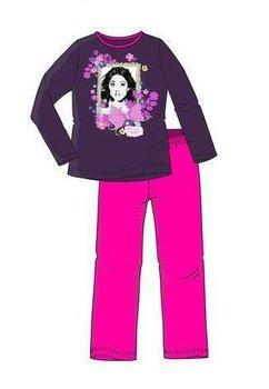 Pijama Violetta mov inchis