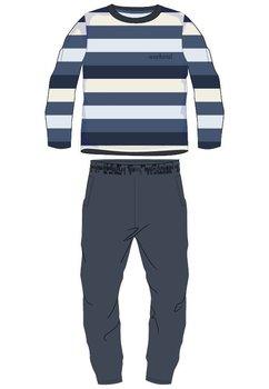 Pijama, Weekend, albastra