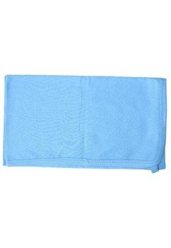 Pled bebe albastru,  95x75 cm
