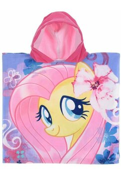 Poncho, Fluttershy, roz