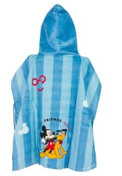 Poncho, Hey Mickey, albastru, 60 x 120 cm