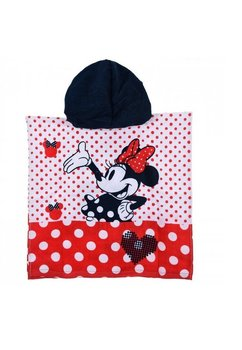 Poncho, Minnie Mouse, cu buline
