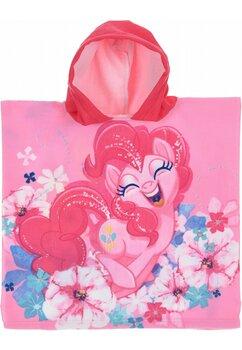 Poncho, Pinkie pie, roz cu flori