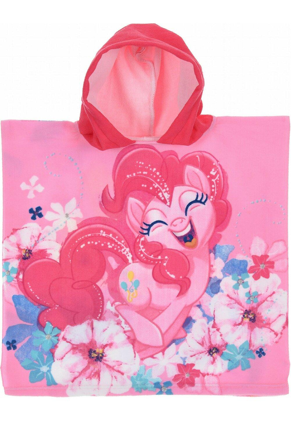 Poncho, Pinkie pie, roz cu flori imagine