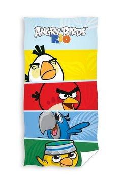 Prosop Angry Birds 70x140 cm
