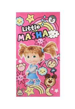 Prosop bumbac, Little Masha, roz, 140x70 cm
