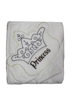 Prosop cu manusa de baie, Princess, ivory
