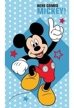 Prosop de maini, Here comes Mickey, 30x50 cm