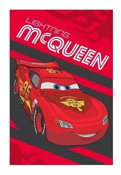 Prosop de maini, Lightning McQueen, rosu, 40x60cm