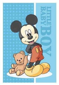 Prosop de maini, Little baby boy, Mickey, 40x60cm