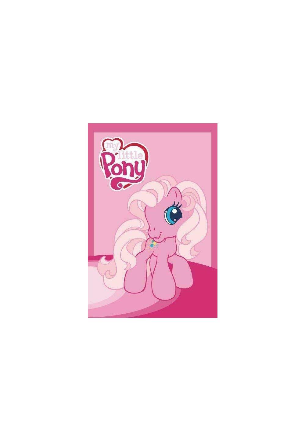 Prosop de maini, My little pony, Cool, 40x60 cm imagine
