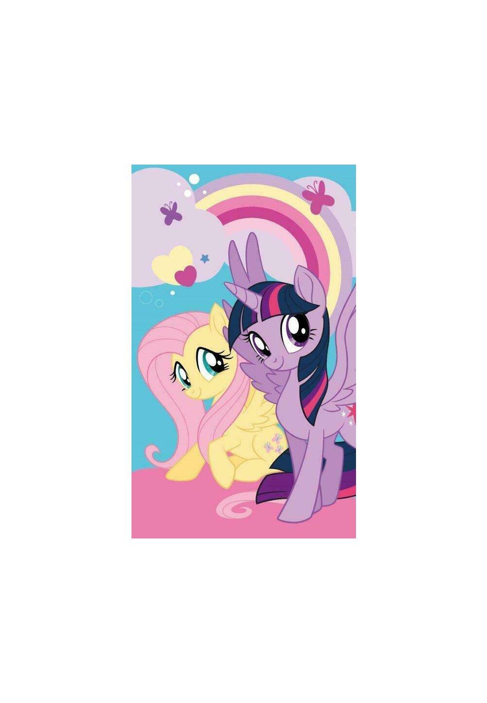 Prosop de maini, My Little Pony, Precious, 30x50 cm imagine
