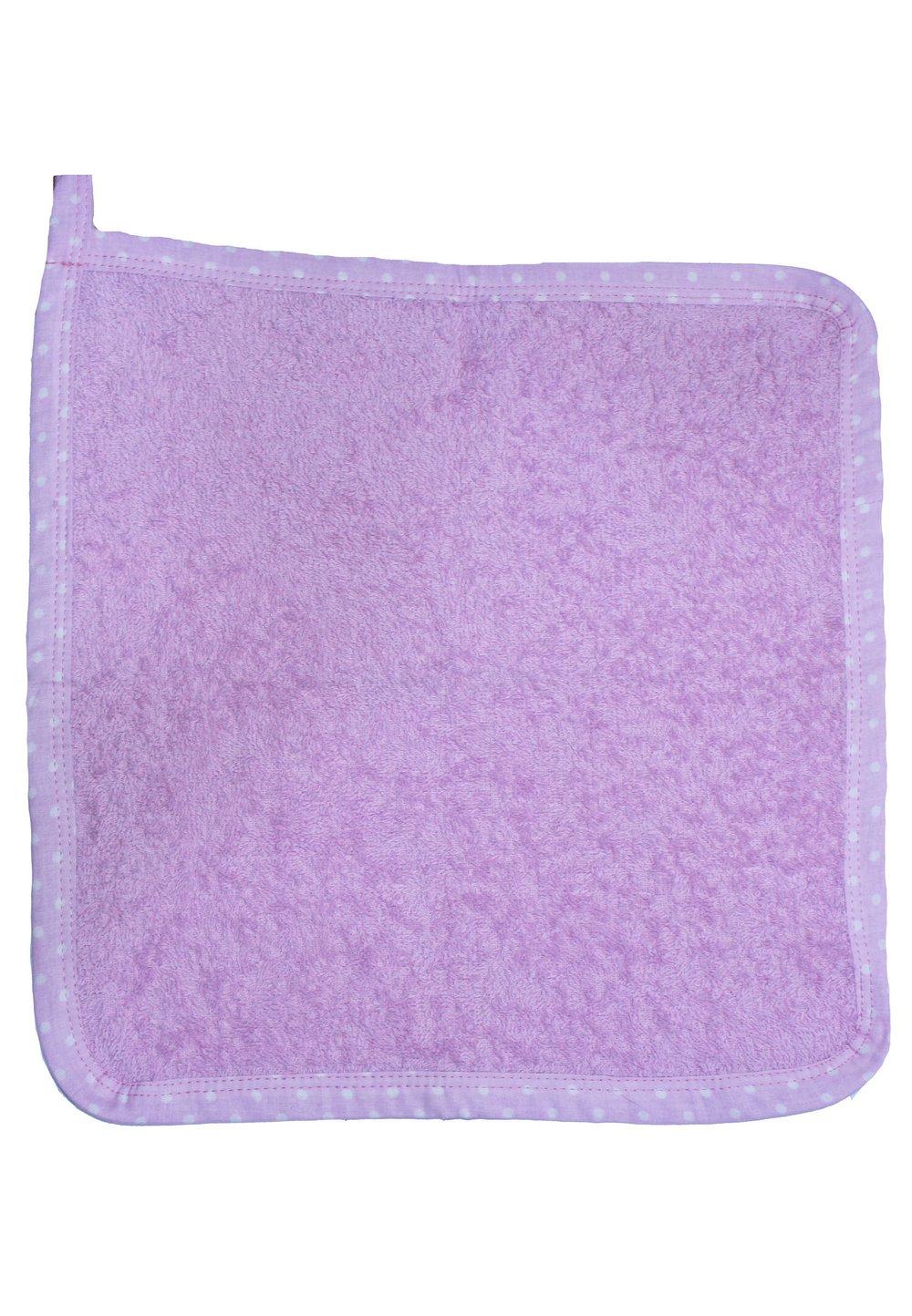 Prosop de maini roz, 30x30cm imagine