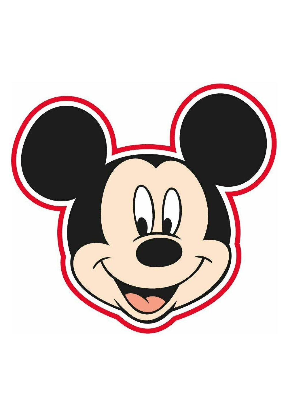 Prosop, figurina Mickey Mouse 130x122cm imagine