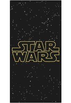 Prosop, negru, Star Wars, 70x140cm