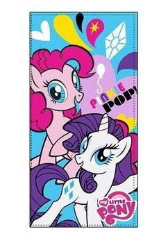 Prosop Pony, Pinkie pop, 70x140cm