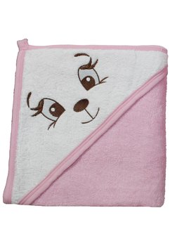 Prosop roz, catelusa, 80x100cm