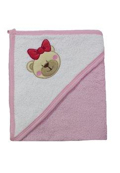 Prosop roz, ursulet, 80x100cm