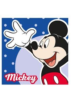 Prosopel magic, albastru , Mickey Mouse, 30x30cm
